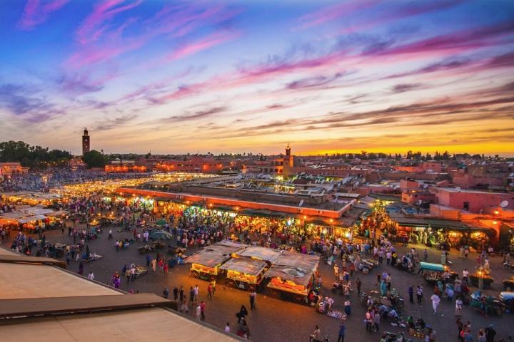 Marrakech – my love (ersterTeil)