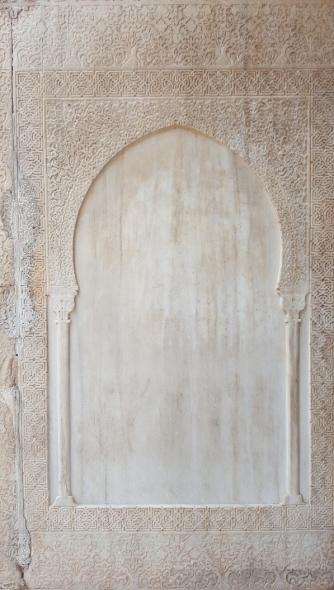 Marrakesch Medersa Ben Youssef Kunst