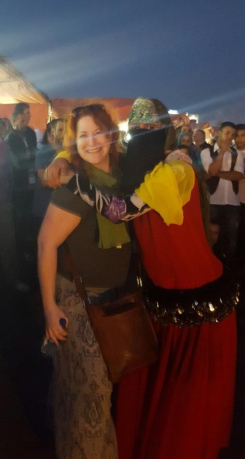 Marrakesch Tänzerinnen