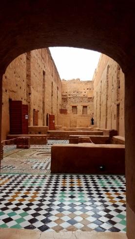 Durchgang Palais Badii