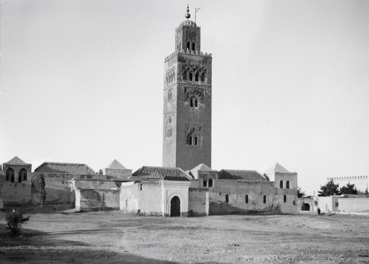 Die Moscheen vonMarrakesch