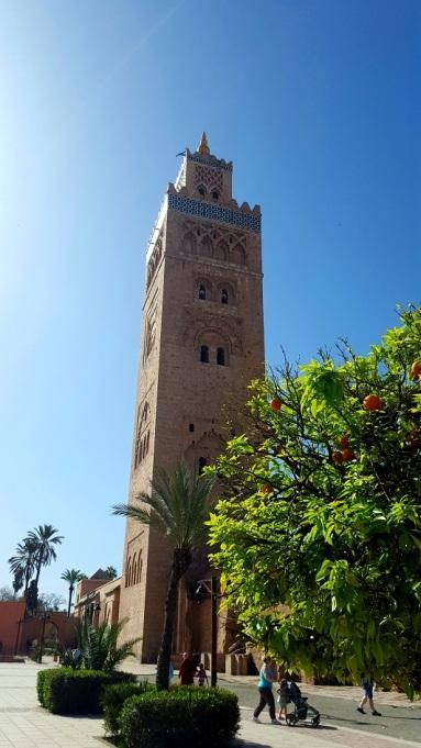 Das Minarett