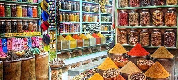 Marrakesch Gewürze
