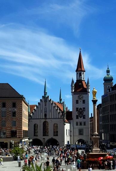 München altes Rathaus