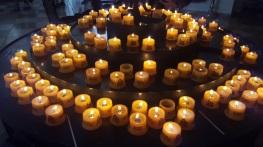 München Kerzen St. Peter