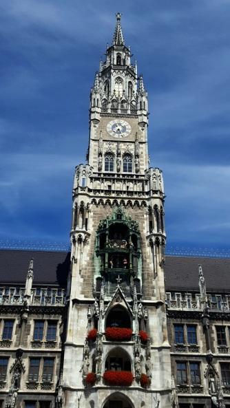 München neues Rathaus
