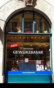 München Schuhbeck Gewürze