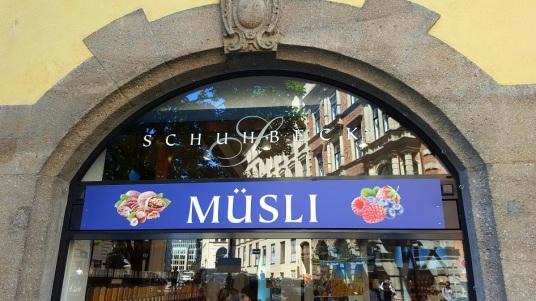 München Schuhbeck Müsli