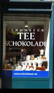 München Schuhbeck Tee