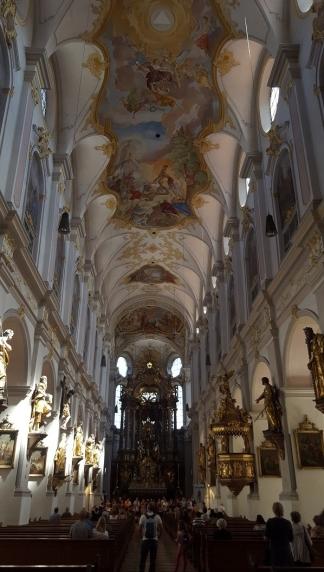 München St. Peter innen