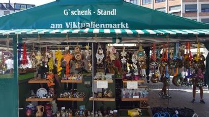 München Viktualienmarkt Standl