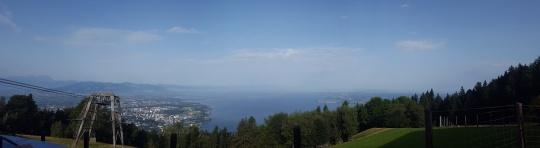 Panorama Pfänderspitze
