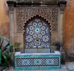 Brunnen in der Kasbah