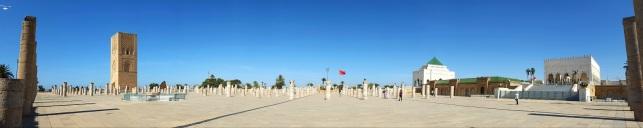 Panorama Hassan Turm