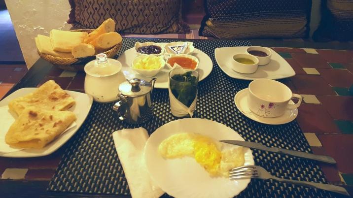 Frühstück Dar Gabriel