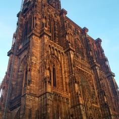 Münster Sonnenuntergang