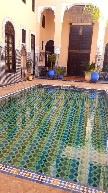 Pool Riad Baraka