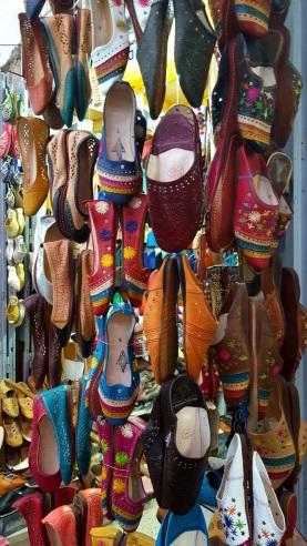 Schuhe Souk Rabat