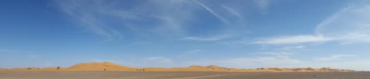 Erg Chebbi Panorama