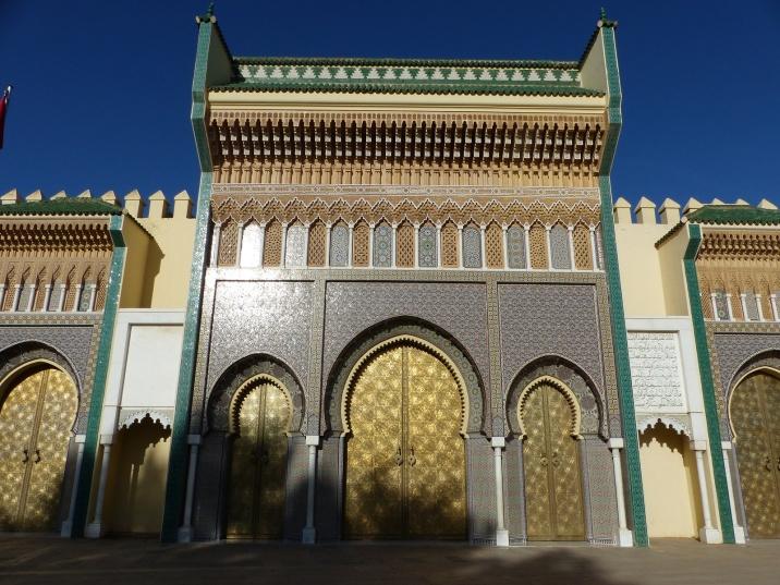 Königspalast Fes