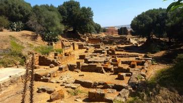 Rabat Römerausgrabung in der Chellah