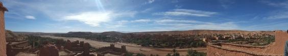 Ausblick von Said Panorama