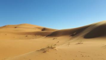Dünen nach Merzouga