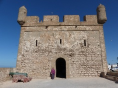 Essaouira Befestigungswall