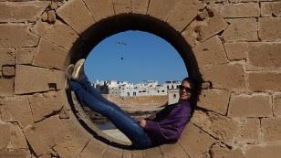 Essaouira Frauke Ausgugg