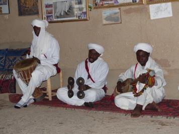 Gnawa Musiker