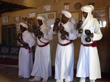 Gnawa Tänzer