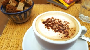 Kaffee bei Bader