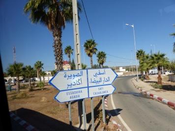 Nach Essaouira oder Casablanca