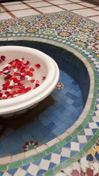 Riad Lalla Aicha Brunnen