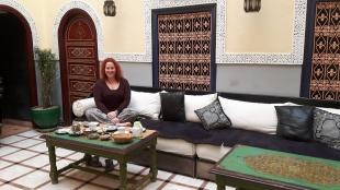 Riad Lalla Aicha Frühstück