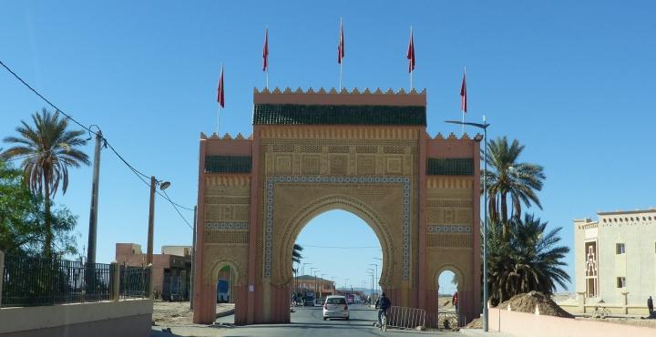 Marokko im November – Ein Hauch vonHollywood