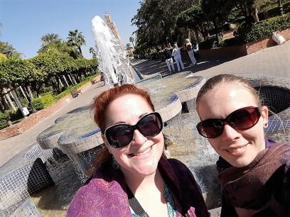 Selfitime im Park (2)