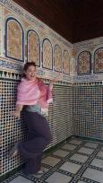 Bahia Palast mit Spaß