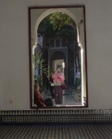 Bahia Palast Spiegel