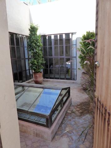 Fes Riad Maison Maure Innenhof zur Suite