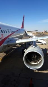 Flughafen Air Arabia