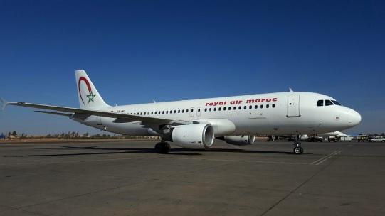 Flughafen Royal Air Maroc