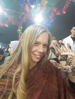 Marrakesch Henna Frauke