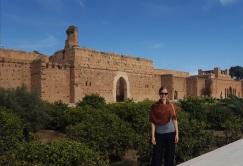 Marrakesch Palais Badii