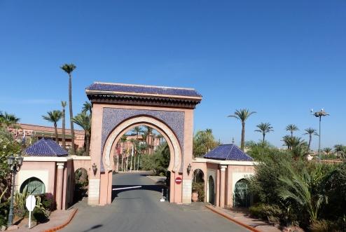 Marrakesch Palmaraie Hotel