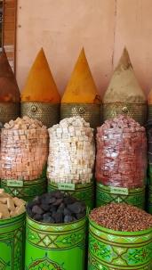 Marrakesch Souk Gewürze