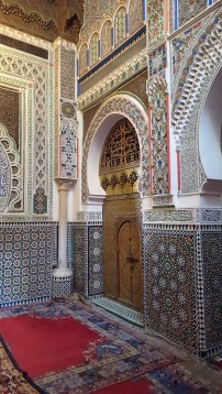 Mausoleum Mouley Idriss II