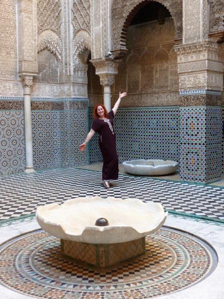 Medersa Brunnen Julia