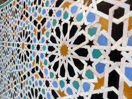 Medersa Mosaik