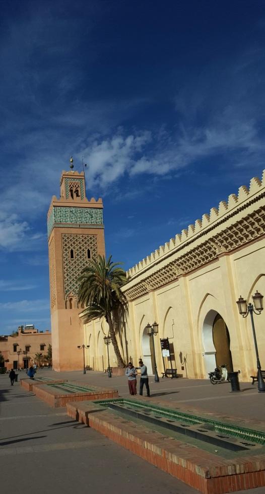 Moschee Moulay El Yazid